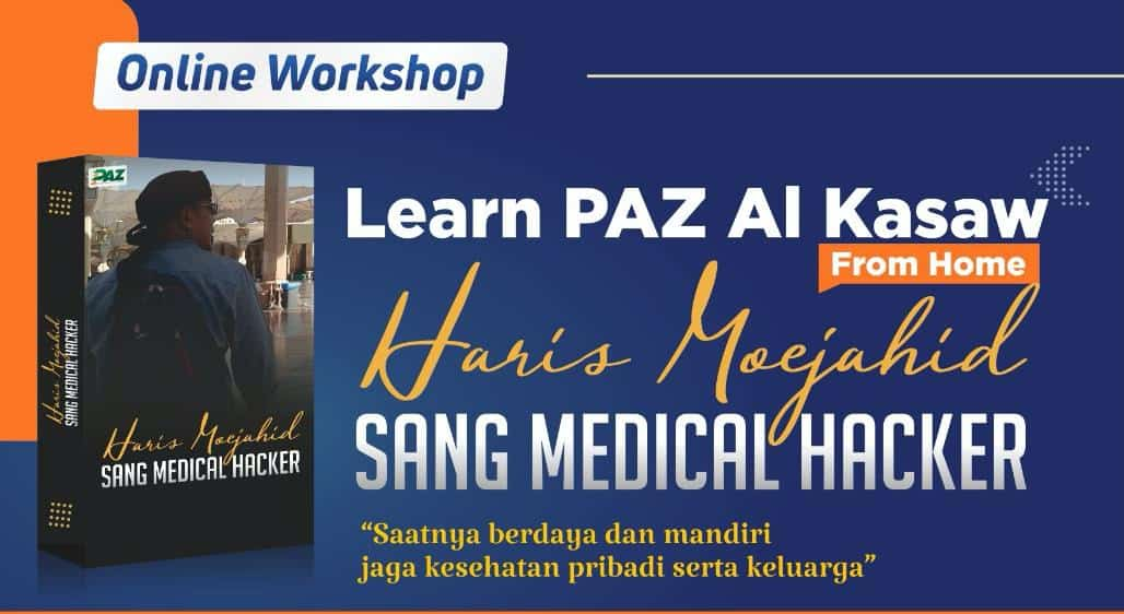 banner sang medical hacker haris moejahid